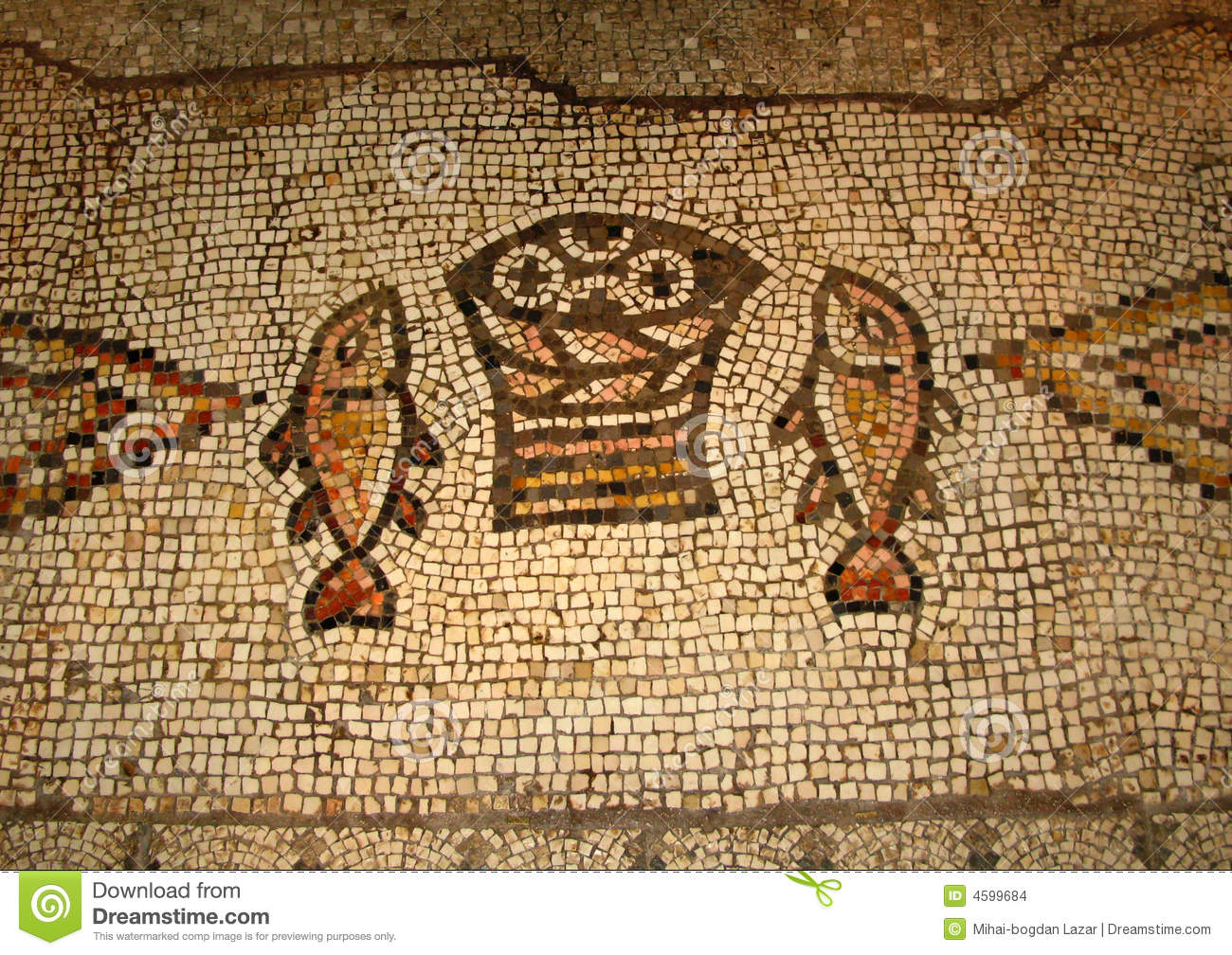 http://www.dreamstime.com/stock-images-multiplication-mosaic-tabgha-israel-image4599684