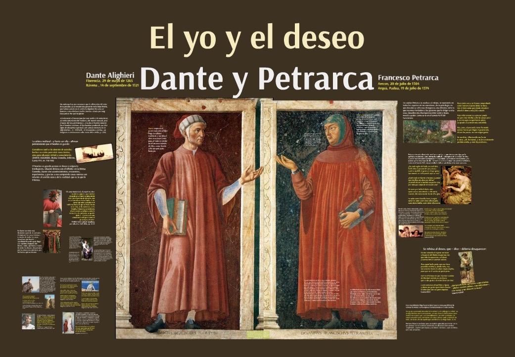 El yo y el deseo - Dante y Petrarca (prezi)
